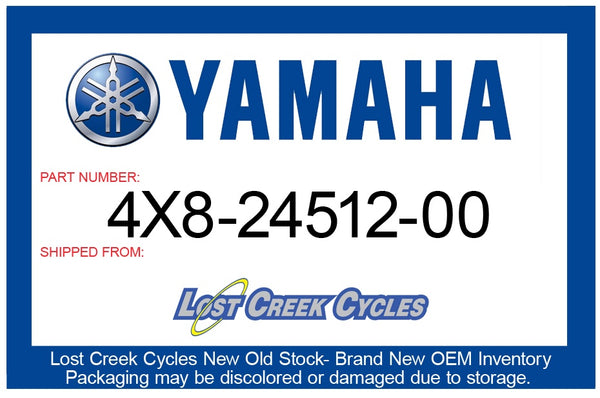 Yamaha O-Ring 4X8-24512-00-00