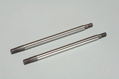 Mugen E0517 New Front Damper Shaft (2pcs) (X5R/5T)