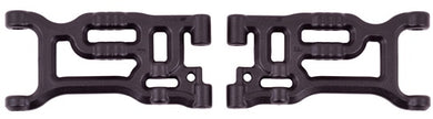 RPM 73262 Losi TEN-SCTE Front A-Arm Set (Black) (2)