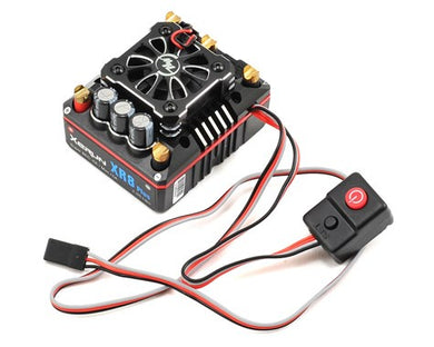 Hobbywing 30113300 Xerun XR8 Plus 1/8 Competition Sensored Brushless ESC