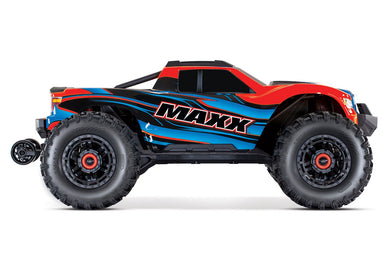 Traxxas 89076-4 Maxx 1/10 Scale 4WD Brushless Electric Monster Truck with TQi Traxxas Link Enabled 2.4GHz Radio System & Traxxas Stability Management (TSM)