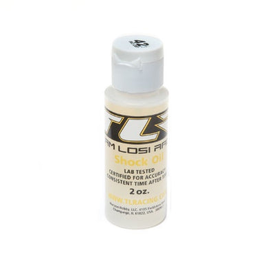 Losi TLR74011 Silicone Shock Oil, 42.5wt, 2oz