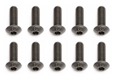 Team Associated 89207 4x12mm BHC Screws (10)