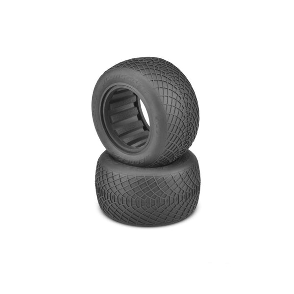 "Jconcepts JCO3199-07 Ellipse - black compound - (fits 2.2"" truck wheel)"
