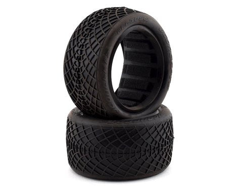 "Jconcepts 3196-07 Ellipse - black compound (fits 2.2"" buggy rear wheel)"