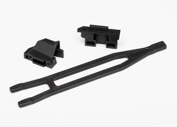 Traxxas 7426 Battery hold-down (1)/ hold-down retainer, front & rear (1 each) 0.085
