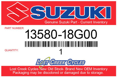 Suzuki 13580-18G00 Main Sensor Assembly, Throttle Position Sensor, TPS LTR450