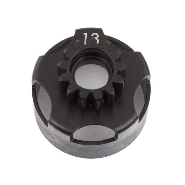 Team Associated ASC81374 Clutch Bell, 13T, vented, 4-shoe