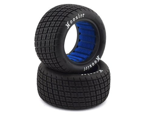 "Pro-Line Hoosier 8274-03 Angle Block Dirt Oval 2.2"" Rear Buggy Tires (2) (M4)"