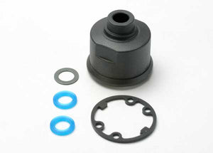 Traxxas 5381 Revo Carrier, differential/ x-ring gaskets (2)/ ring gear gasket/ 6x10x0.5 TW