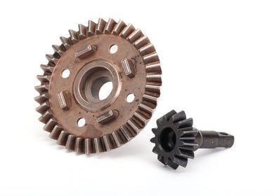 Traxxas 8679 - Ring gear, differential/ pinion gear, differential