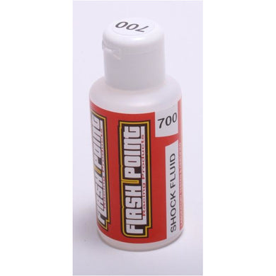 Flash Point Silicone Shock Oil (75ml) (700cst)