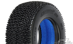 "Pro-Line 1176-02 Caliber 2.0 SC 2.2""/3.0"" Short Course Truck Tires (2) (M3)"