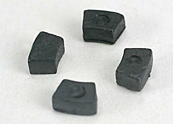 Traxxas 5273 Cush-drive elements (4) (EZ-Start® 2) 0.015