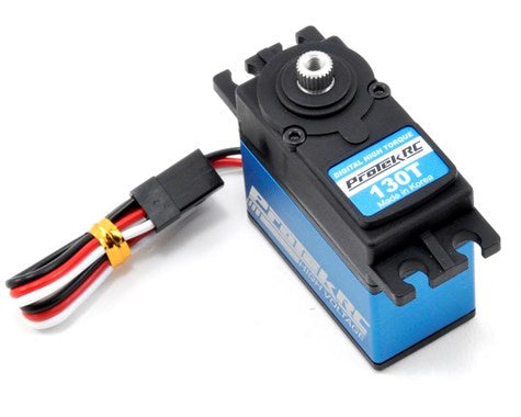 "ProTek RC 130T Standard Digital ""High Torque"" Metal Gear Servo (High Voltage)"