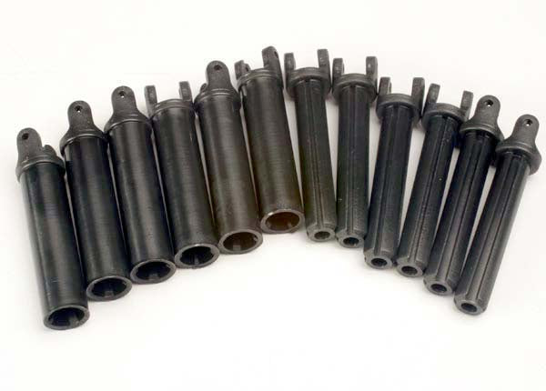 Traxxas 1953 Half shaft pro-pack (internal-splined (6)/ external-splined (6) (plastic shafts only) 0.085