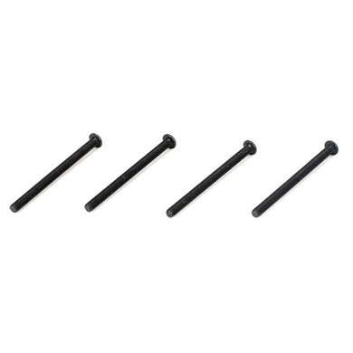 Team Losi Racing TLR5907 3x40mm Button Head Screws (4)