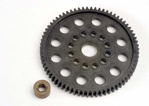 Traxxas 4470 - Spur gear (70-tooth) (32-Pitch) w/bushing
