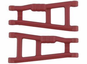 RPM 80189 Rear A-Arm Set (2) (Red)