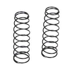 Team Losi Racing TLR243019 Rear 16mm Shock Spring Set (Silver -3.6 Rate) (2)