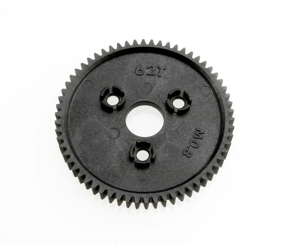 Traxxas 3959 Spur gear, 62-tooth (0.8 metric pitch, compatible with 32-pitch) 0.025