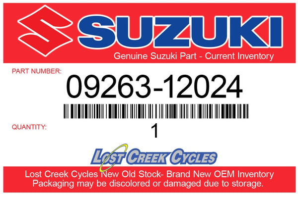 Suzuki 09263-12024 Clutch Arm Bearing LTR450 (12X16X10)