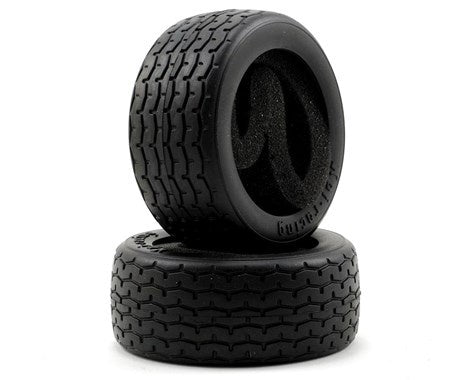 HPI 4793 Vintage Racing Tire (D-Compound) (2) (26mm)