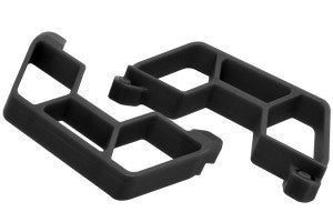 RPM 73862 Traxxas LCG Slash 2WD Nerf Bar Set (Black)