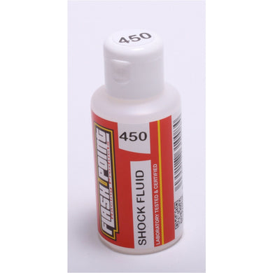 Flash Point FP0450 Silicone Shock Oil (75ml) (450cst)