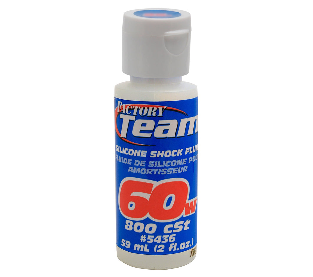 Team Associated 5436 Silicone Shock Oil (60wt) (2oz)