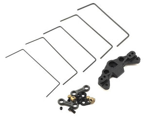 Team Losi Racing TLR334039 22 4.0 Front Sway Bar Set