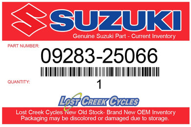 Suzuki 09283-25066 Oil Seal Left Hand