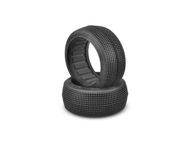 JConcepts 3150-02 Blockers 1/8th Buggy Tires (2) (Green)