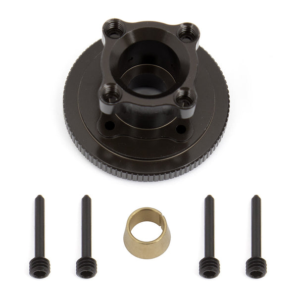 Team Associated ASC81370 RC8B3.1 Flywheel, 4-shoe