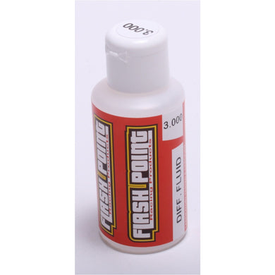 Flash Point Silicone Differential Oil 3000