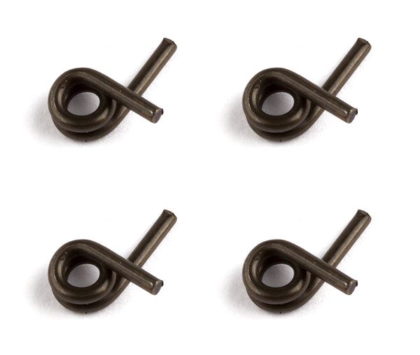 Team Associated 81369 1.10mm 4-Shoe Clutch Springs (4)