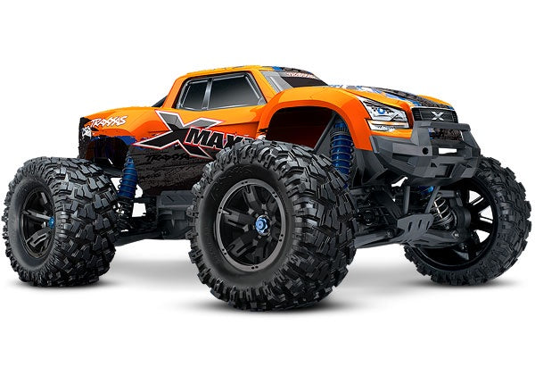 Traxxas X-Maxx 77086-4 - X-Maxx®: Brushless Electric Monster Truck with TQi Traxxas Link