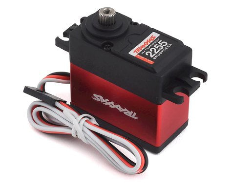 Traxxas 2255 Servo, digital high-torque 400 brushless, metal gear (ball bearing), waterproof 0.31