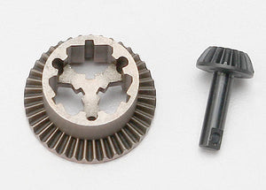 Traxxas 7079 Ring gear, differential/ pinion gear, differential 0.035