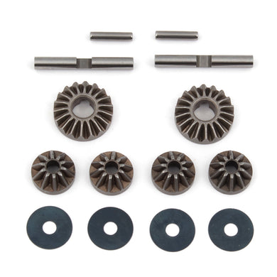 Team Associated ASC81383 RC8B3.1 Differential Gear Set, LTC