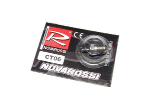 "Novarossi ""CTO"" #6 Off Road CT06 Turbo Glow Plug (Medium) (replaces C6TGC)"