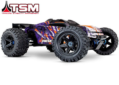 Traxxas 86086-4 - E-Revo® VXL Brushless: 1/10 Scale