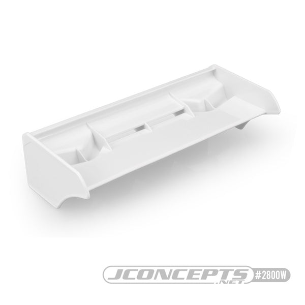 Jconcepts JCO2800W JConcepts - F2I 1/8th buggy | truck wing, white