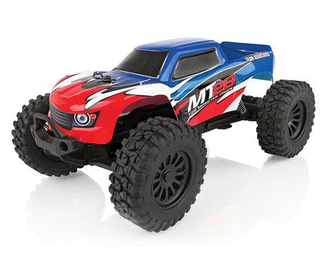Team Associated ASC20155 MT28 RTR Monster Truck