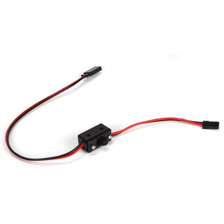 Losi LOSB0897 HD On/Off Switch w/20awg Wire (5IVE-T)