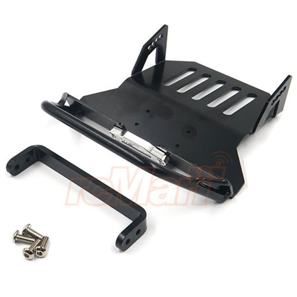 Yeah Racing TRX4-074 Front Metal Bumper For Traxxas TRX-4 TRX4-6