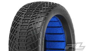 Pro-Line 9061-03 Positron 1/8 Buggy Tires w/Closed Cell Inserts (2) (M4)