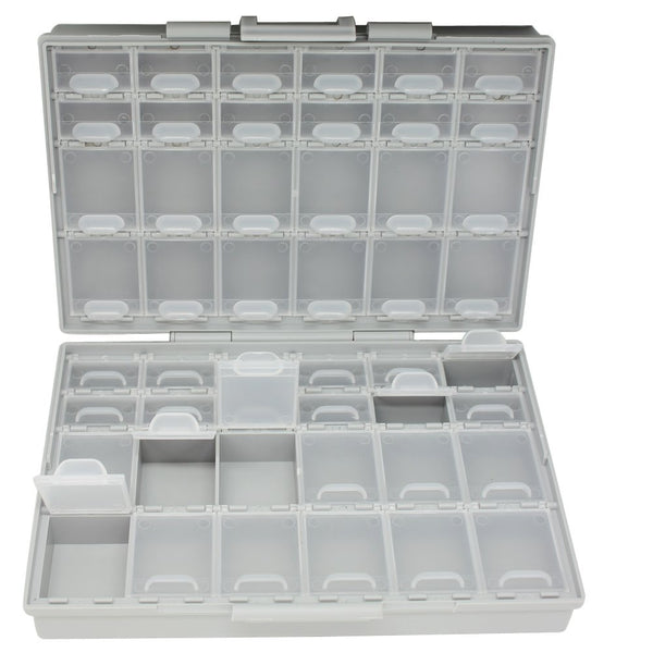 AidTek Box-All 48 Compartment Storage Container