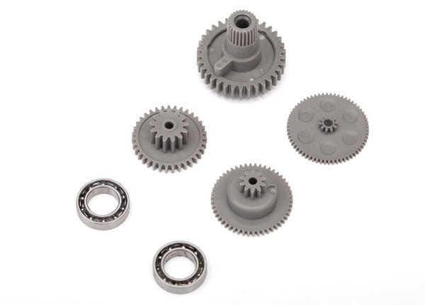 Traxxas 2072A Gear set (for 2070, 2075 servos) 0.024