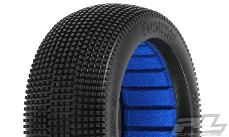 Pro-Line 9052-004 Fugitive 1/8 Buggy Tires w/Closed Cell Inserts (2) (X4)